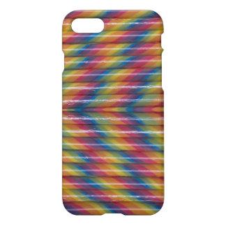 Funda Para iPhone 8/7 El caramelo del arco iris pega la caja del iPhone