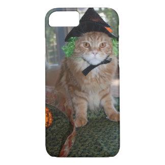 Funda Para iPhone 8/7 El caso 6/6s de IPhone adelgaza el gato de la