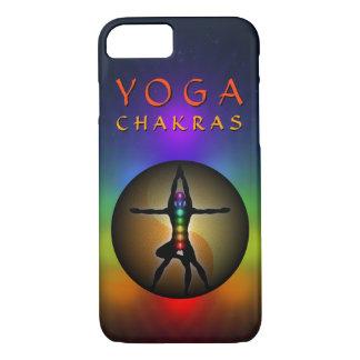 Funda Para iPhone 8/7 El equilibrio fresco de Chakras Yin Yang de la