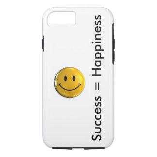 Funda Para iPhone 8/7 El éxito es felicidad