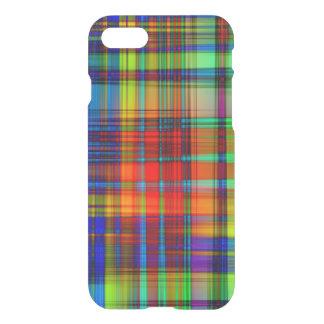Funda Para iPhone 8/7 El extracto colorido raya arte
