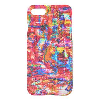 Funda Para iPhone 8/7 El extracto multi lindo de los colores agita la