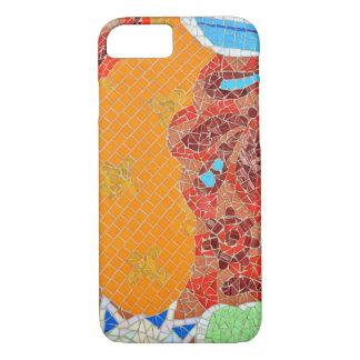 Funda Para iPhone 8/7 el faience de las tejas de mosaico roto junta las