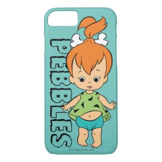 Funda Para iPhone 8/7 El Flintstone de los guijarros de los Flintstones