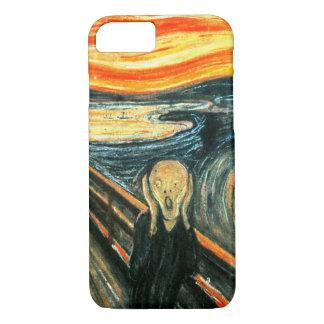 Funda Para iPhone 8/7 El grito de Edvard Munch