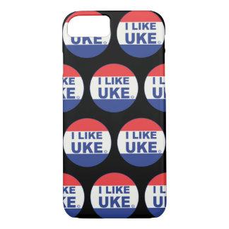 Funda Para iPhone 8/7 el iPhone I tiene gusto del caso de Uke
