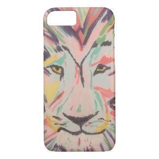 Funda Para iPhone 8/7 El león colorido