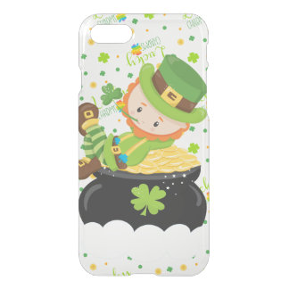 Funda Para iPhone 8/7 El Leprechaun del arroz del St