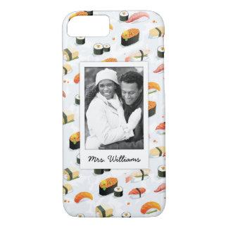 Funda Para iPhone 8/7 El modelo japonés el | del sushi de la comida el |