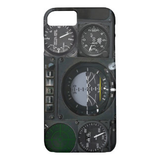 Funda Para iPhone 8/7 El panel del instrumento de aviones