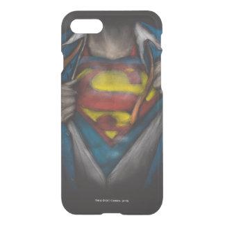 Funda Para iPhone 8/7 El pecho del superhombre el | revela el bosquejo