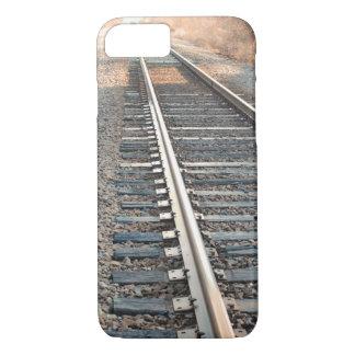 Funda Para iPhone 8/7 El tren sigue la caja del iPhone 7 de Barely There