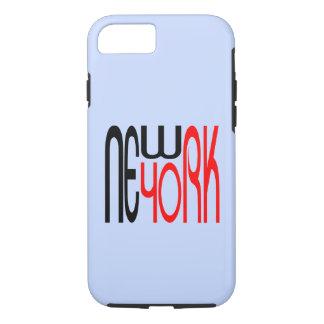 Funda Para iPhone 8/7 El Typestyle de Nueva York, New York City moderno