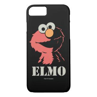Funda Para iPhone 8/7 Elmo medio