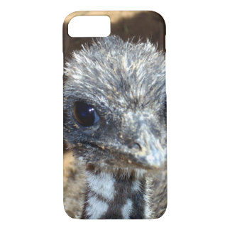 Funda Para iPhone 8/7 Emu australiano del bebé,