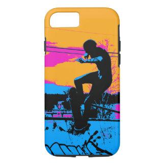 Funda Para iPhone 8/7 En el borde - skater