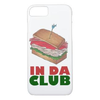 Funda Para iPhone 8/7 En el regalo divertido de Foodie de la tienda del