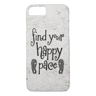 Funda Para iPhone 8/7 Encuentre su cita feliz del paso