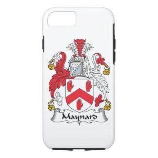 Funda Para iPhone 8/7 Escudo de la familia de Maynard