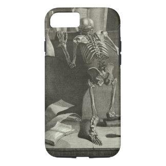 Funda Para iPhone 8/7 Esqueleto de la lectura