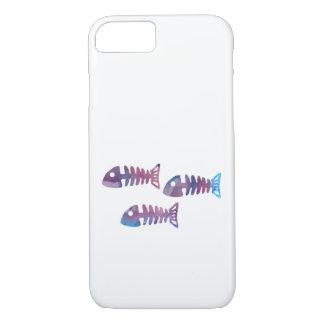 Funda Para iPhone 8/7 Esqueleto de los pescados