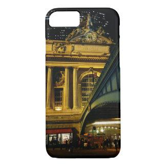 Funda Para iPhone 8/7 Estación central magnífica - noche - New York City