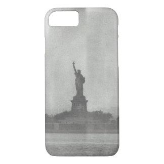 Funda Para iPhone 8/7 Estatua de la mirada Iphone de la placa mojada de
