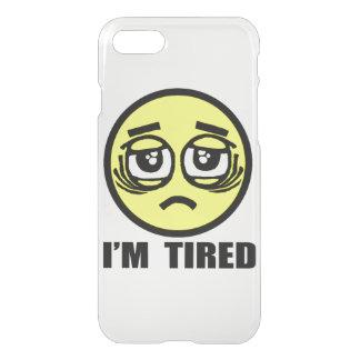 Funda Para iPhone 8/7 Estoy cansado