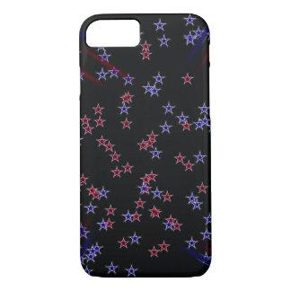 Funda Para iPhone 8/7 estrellas azules