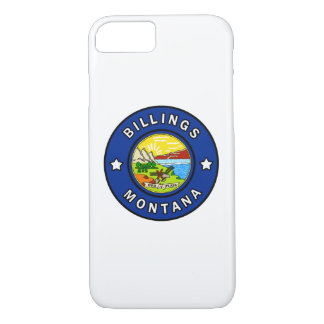 Funda Para iPhone 8/7 Facturaciones Montana