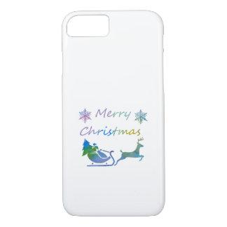 Funda Para iPhone 8/7 Felices Navidad