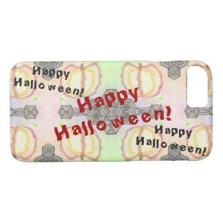 Funda Para iPhone 8/7 ¡Feliz Halloween! Caso elegante Juguetón-Modelado