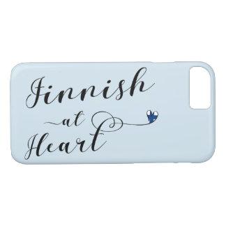Funda Para iPhone 8/7 Finlandés en la caja del teléfono móvil del
