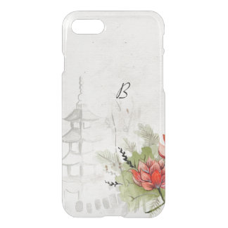 Funda Para iPhone 8/7 Flor de Lotus