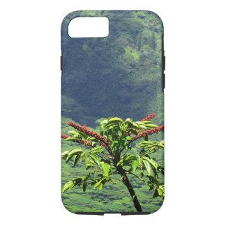 Funda Para iPhone 8/7 Flor del árbol de paraguas