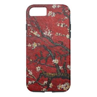 Funda Para iPhone 8/7 Flor Vincent van Gogh de la almendra