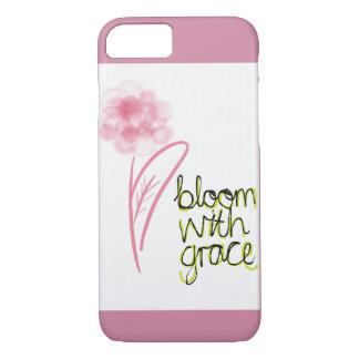 Funda Para iPhone 8/7 Floración con la flor de la tolerancia