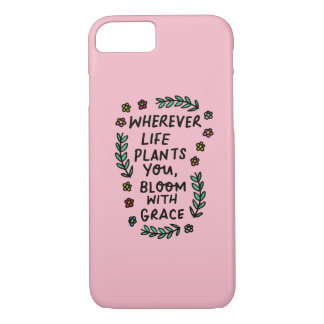 Funda Para iPhone 8/7 Floración con tolerancia