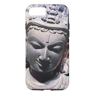 Funda Para iPhone 8/7 Foto de piedra tranquila, asiática del primer de