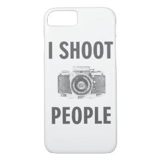 Funda Para iPhone 8/7 fotógrafo divertido de la cámara de la foto del