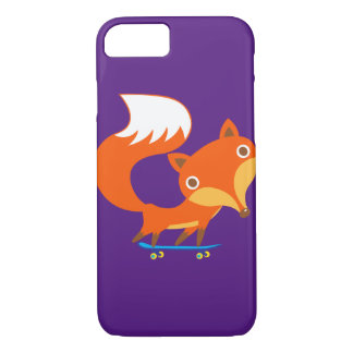 Funda Para iPhone 8/7 Fox del patinador