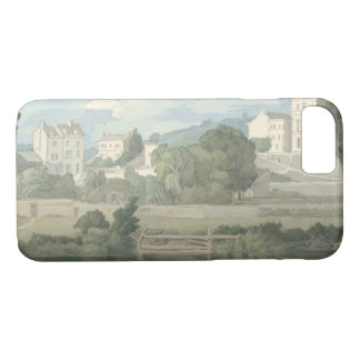 Funda Para iPhone 8/7 Francisco Towne - las casas acercan a Plymouth