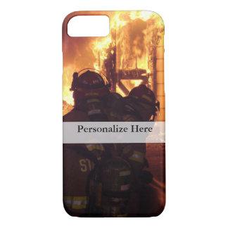 Funda Para iPhone 8/7 Fuego contraincendios de la estructura