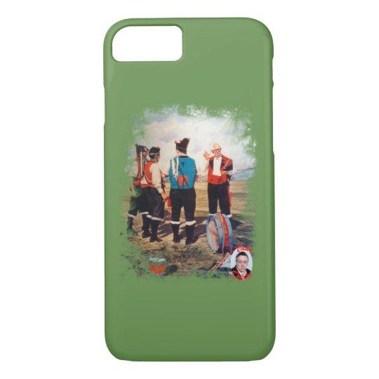 Funda Para iPhone 8/7 Gaiteros/Gaiteiros/Pipers