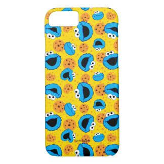 Funda Para iPhone 8/7 Galleta Monter y modelo de las galletas