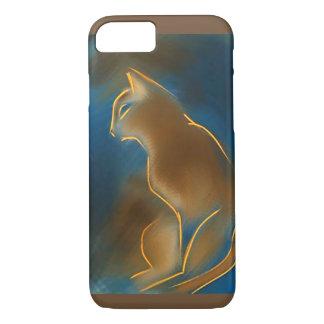 Funda Para iPhone 8/7 Gato abisinio