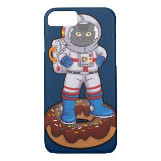 Funda Para iPhone 8/7 Gato del espacio