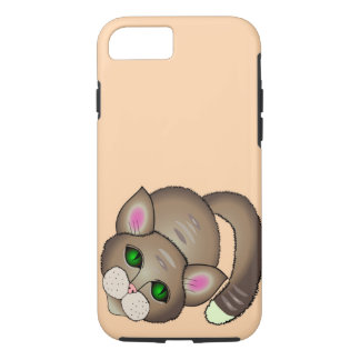 Funda Para iPhone 8/7 gato lindo