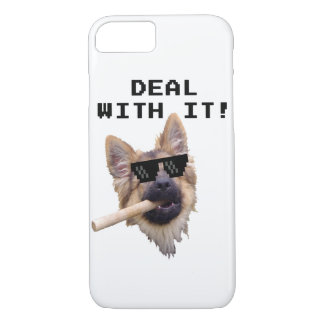 Funda Para iPhone 8/7 German Shepherd - Funny Case iPhone