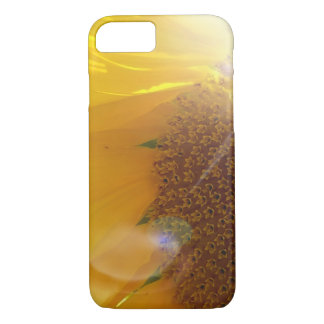 Funda Para iPhone 8/7 Girasol soleado brillante